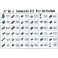 Arduino 37 In 1 Sensor Kit