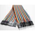 Flat Cable 40Pin - (M/F ,20cm)