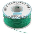 Wire Wrapping Wire (30AWG,305M) - Green