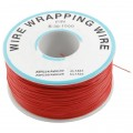 Wire Wrapping Wire (30AWG,305M) - Red