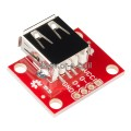 SparkFun USB Type A Female Breakout