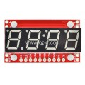SparkFun 7-Segment Serial Display - Red