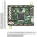 MicroPython pyboard v1.1 (with Headers)